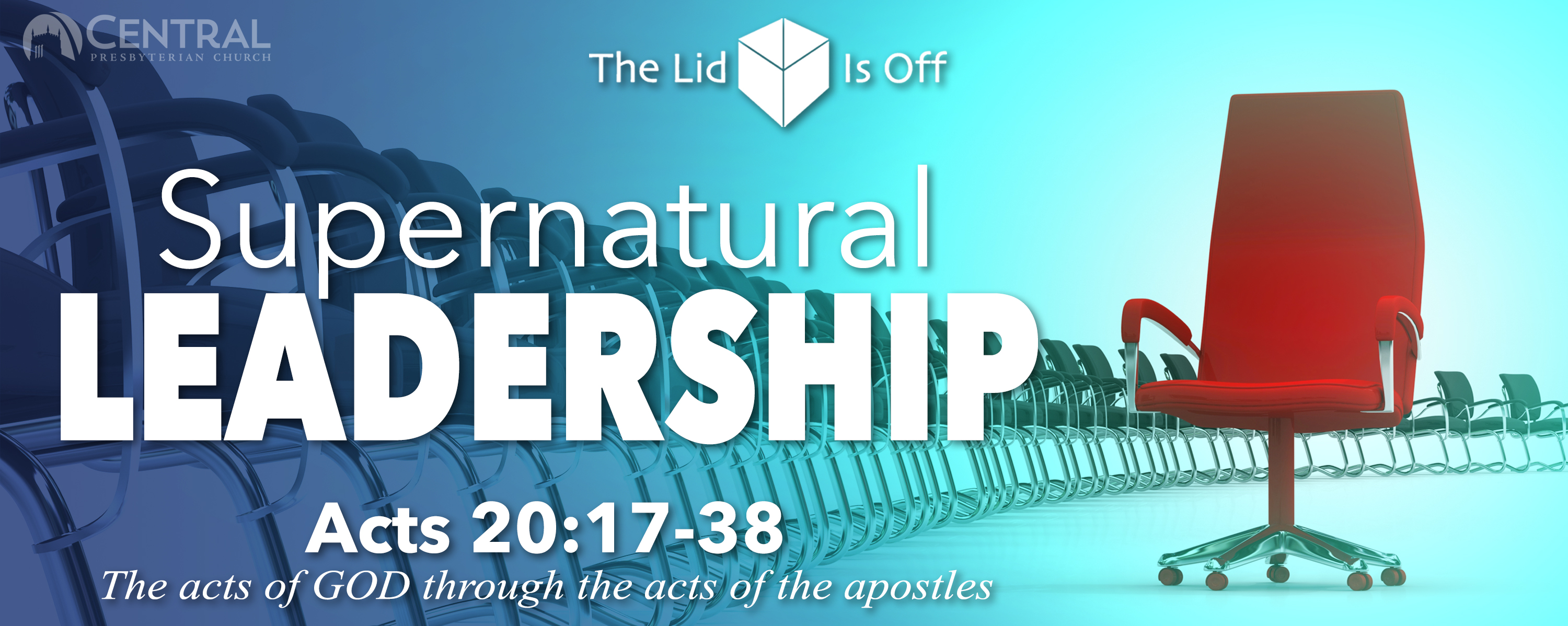 Supernatural Leadership