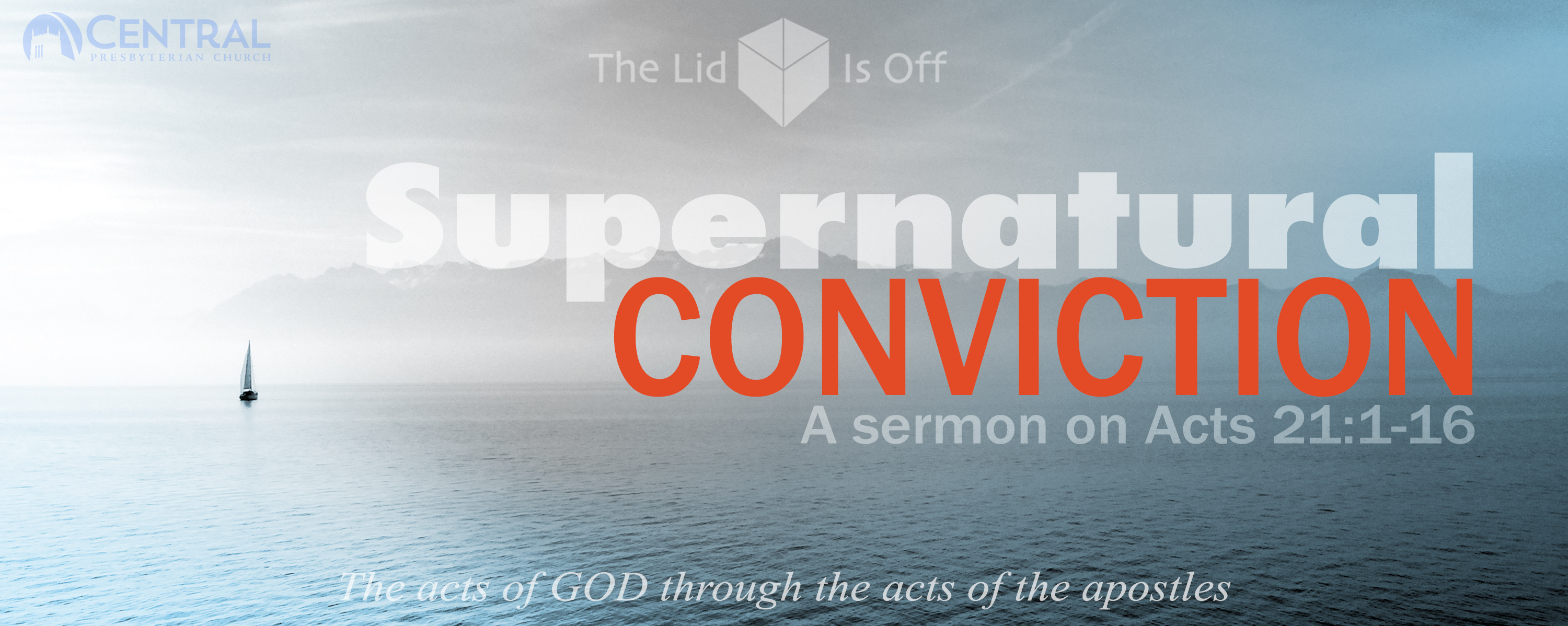 Supernatural Conviction